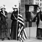Suffragettes, C1910 Art Print