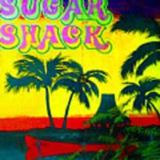 Sugar Shack Art Print