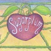 Sugarplum #2 Art Print