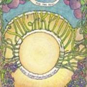 Sugarplum #5 Art Print