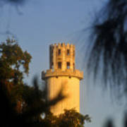 Sulphur Springs Tower Art Print