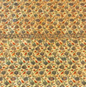 Sultan Ahmed Mosque Tiles Art Print