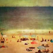 Summer At The Cape Iv Art Print
