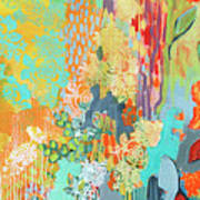 Summer Rain Part 3 Art Print