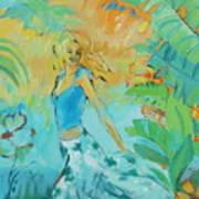 Summer Rhythms Art Print