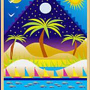 Summer Serenity Art Print