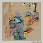 Summer Slumber 1 Framed Print By Janis Kirstein
