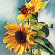 Summer Art Print by Svitozar Nenyuk