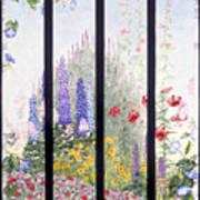 Summerscreen Art Print