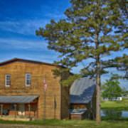 Summersville Mill Ozark National Scenic Riverways Dsc02626 Art Print