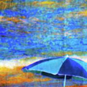 Summertime-iii Art Print