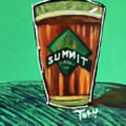 Summit 2 Art Print