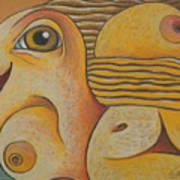 Sun  2001 Art Print