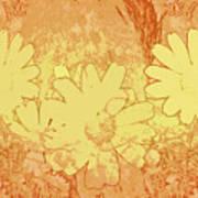 Sun Flowers Art Print