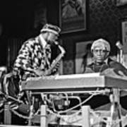 Sun Ra Arkestra At The Red Garter 1970 Nyc 3 Art Print