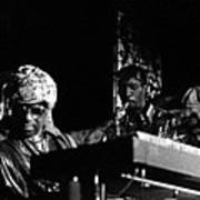 Sun Ra Arkestra At The Red Garter 1970 Nyc 7 Art Print