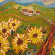 Sun Song Art Print