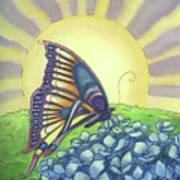 Sun Up Art Print