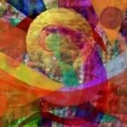 Sun Wave 16-15 Art Print
