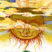 Sun1 Art Print