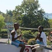 Sunday Morn Art Print