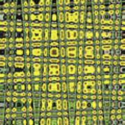 Sunflower #6595ew, Abstract, Art Print