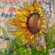 Sunflower Dream Art Print