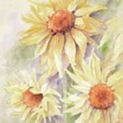Sunflower Dreams Print by Bobbi Price