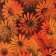 Sunflower Field 1.2 Art Print