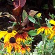 Sunflowerland Art Print