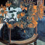 Sunflowers, 1901 By Paul Gauguin  Art Print