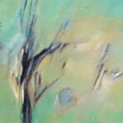 Sunlight Through The Oaks Art Print