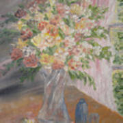 Sunlit Window Art Print