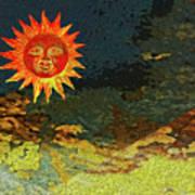 Sunny 1 Art Print