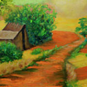Sunny Horizons Art Print