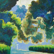 Sunny Noon Art Print