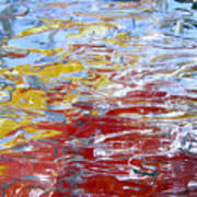 Sunny Water 2 Art Print
