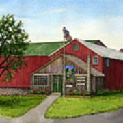 Sunnycrest Farm Art Print