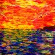 Sunrise #1  15-7 Art Print