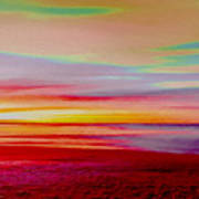 Sunrise 4 Art Print