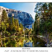 Sunrise At Yosemite Poster Print Art Print