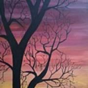 Sunrise From My Window Art Print