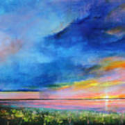Sunrise Magic Art Print