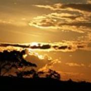 Sunrise Over Fort Salonga4 Art Print