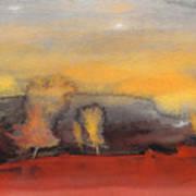 Sunset 23 Art Print