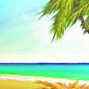 Sunset Beach #373 Art Print