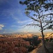 Sunset Colours Bryce Canyon 3 Art Print