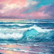 Sunset Majesty Art Print