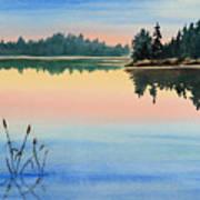 Sunset No.1 Art Print