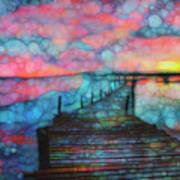 Sunset View Art Print